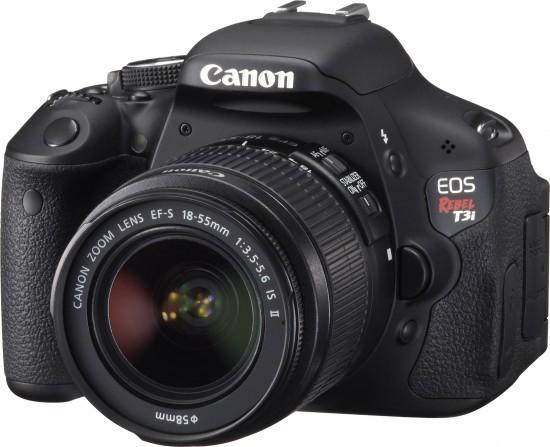 canon rebel eos t3i. Canon EOS Rebel T3i